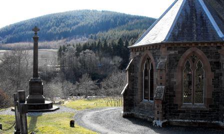 caddonfoot memorial
